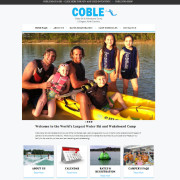 Coble Ski School, Lillington NC