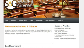 Website: Salmon & Gilmore
