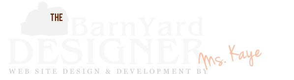 The BarnYard Designer – Website Development NC / North Carolina